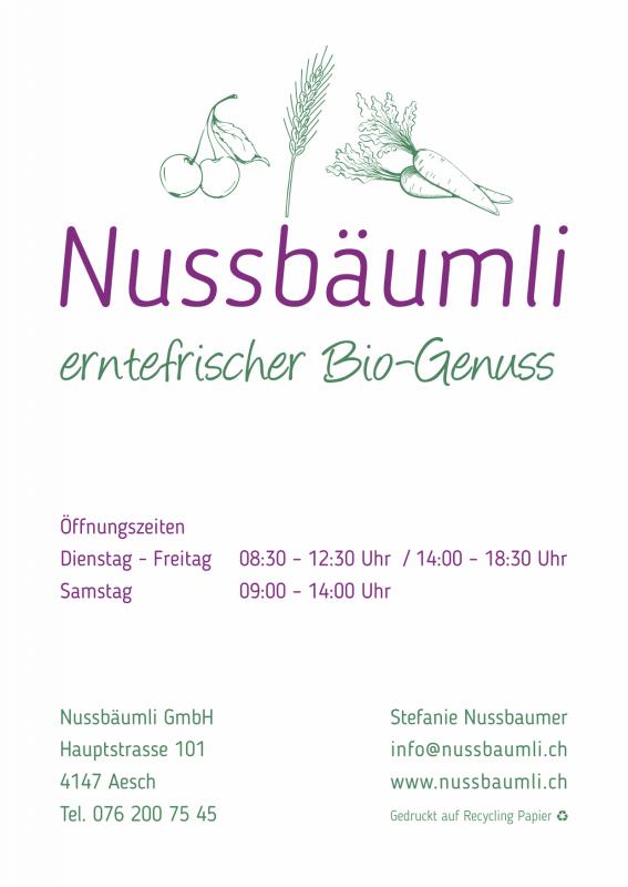 Nussbäumli GmbH
